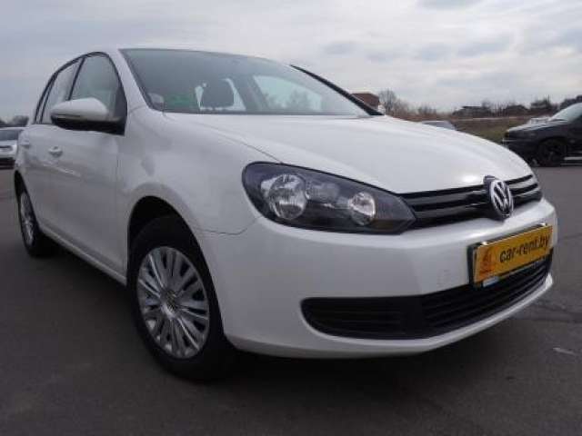 Volkswagen Golf 6, 2012